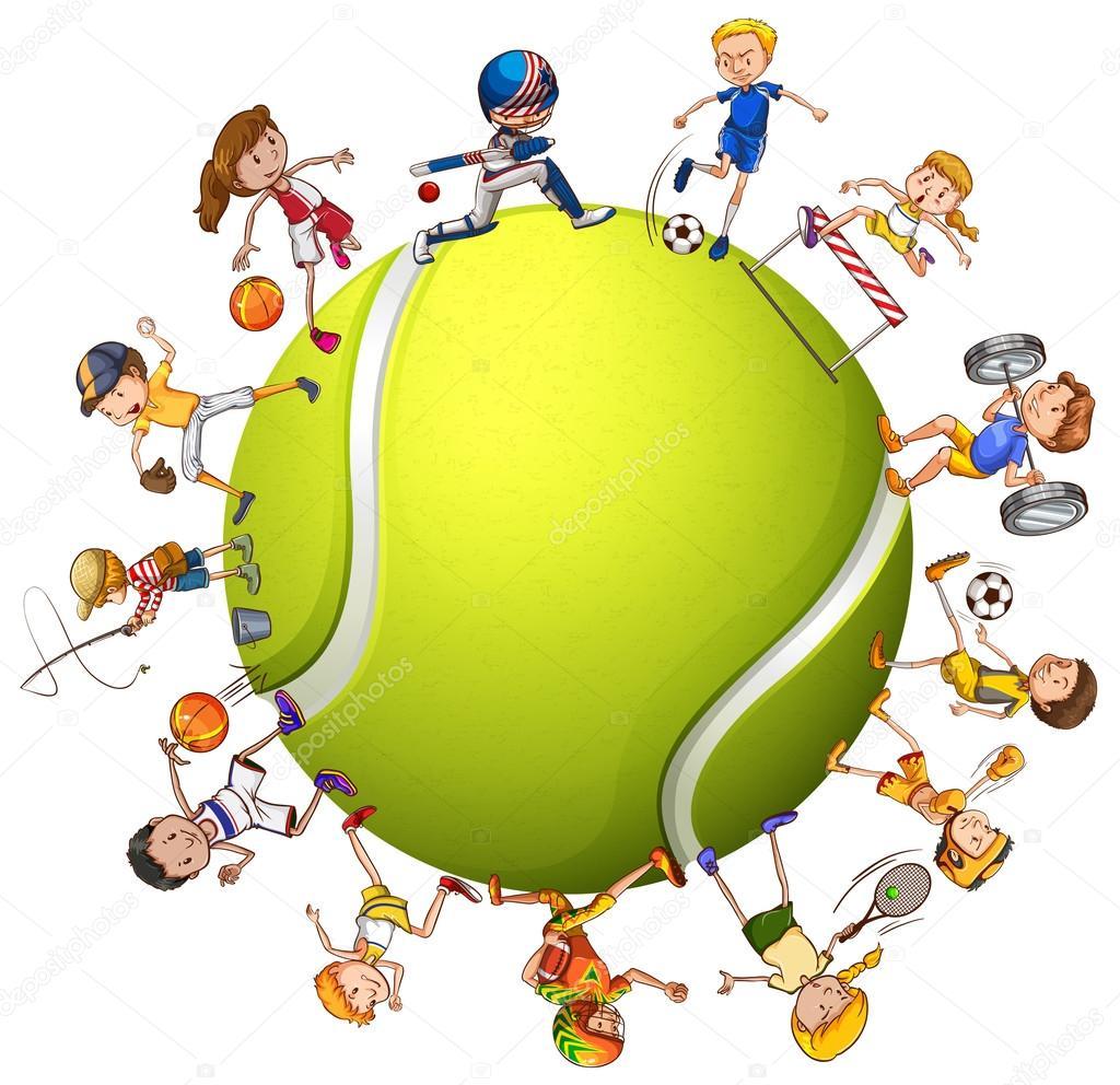 Les sports… On aime ou on n'aimepas!